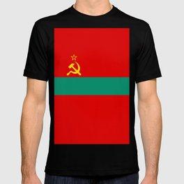 Flag of Transnistria T-shirt