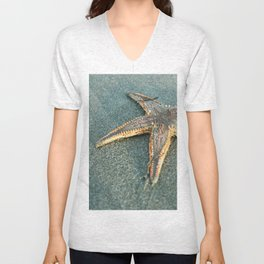 Star Fish Unisex V-Neck