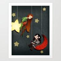 lotr1 Art Print
