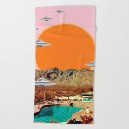 They've arrived!  Beach Towel