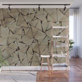 broken glass texture Wall Mural
