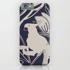Cockatoo Evening Blue iPhone 6s Slim Case
