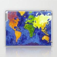 The World Laptop & iPad Skin
