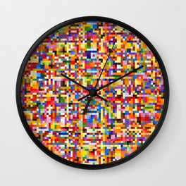 Uplink Detail Wall Clock