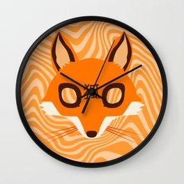 Kitsune ! Wall Clock