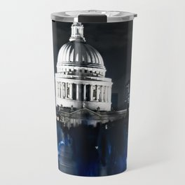 Ghosts of St Paul's Travel Mug