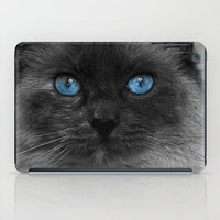 beth hoeckel iPad Cases featuring CATTURE by Catspaws