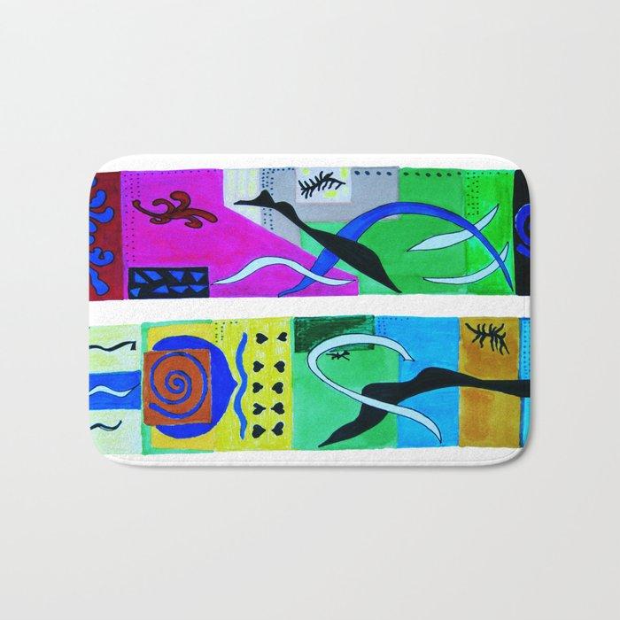 inspiration from Matisse Bath Mat