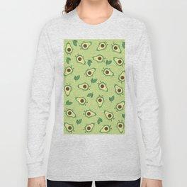 Happy Avocados Long Sleeve T-shirt