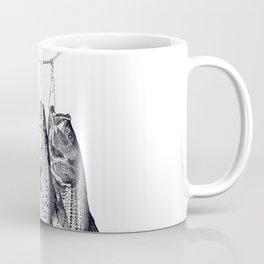 3 Amigos - Red Drum, Sea Trout, Striped Bass Coffee Mug