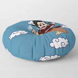 Maya rampage Floor Pillow