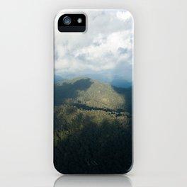 Mountainscape iPhone Case