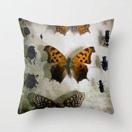 Untitled Specimen Throw Pillow