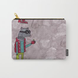 006_raccoon Carry-All Pouch