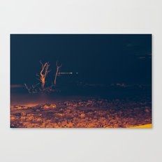Andilana Night Canvas Print