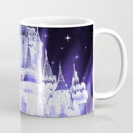 Enchanted Castle Periwinkle Lavender Coffee Mug