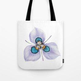 Flower Painting   MORAEA VILLAS   Watercolour   Nature Tote Bag