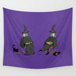 Witch Crafts Wall Tapestry