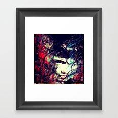 Jolie Moly Framed Art Print