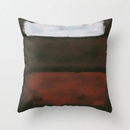 Rothko Inspired #16 Throw Pillow