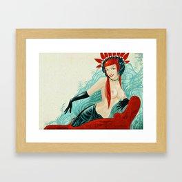 Amazonica Framed Art Print