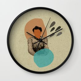 Everywoman Wall Clock