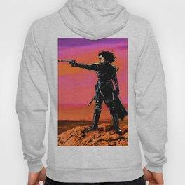 Ragnarok with gun Hoody