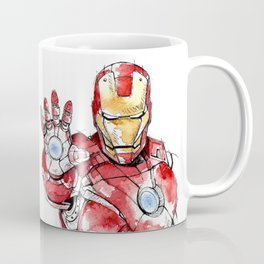 Ironman Coffee Mug