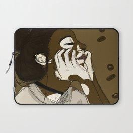Coffee and Cream Laptop Sleeve
