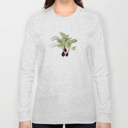 Radish X-ray Long Sleeve T-shirt