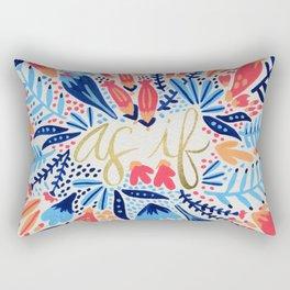 As If Rectangular Pillow