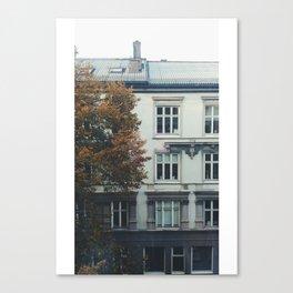 Grünerløkka Canvas Print