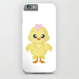 Chic Chick iPhone Case