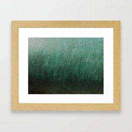 Castillo Patina Framed Art Print
