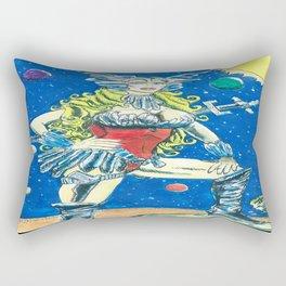 Bad Girls of Motion Pictures #1 - Saint Exmin Rectangular Pillow