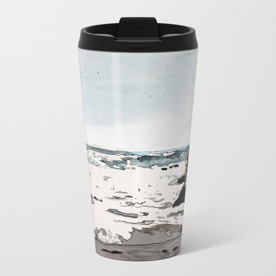 GOMERA Metal Travel Mug