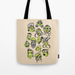 Tribe City Tote Bag