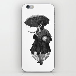 Homunculus iPhone Skin