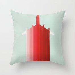 RD PLN Throw Pillow