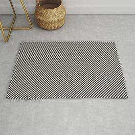 Beautiful Pattern #20 Diagonal Lines Rug