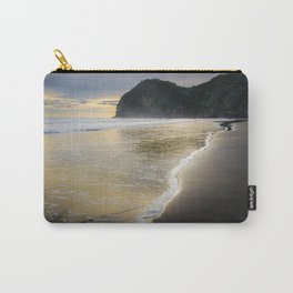Gold & Silver Carry-All Pouch