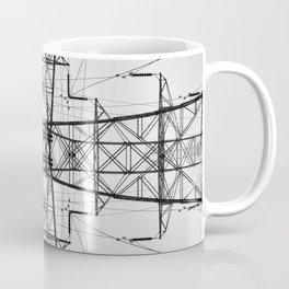 Tower Symmetry Coffee Mug