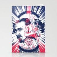 zlatan Stationery Cards featuring Ibracadabra by Akyanyme