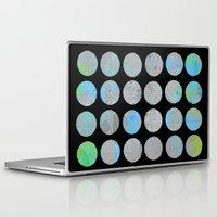 dots Laptop & iPad Skins featuring Dots  by LebensARTdesign