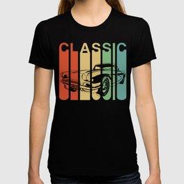 Classic Car American Muscle Car Vintage Car Gift T-shirt