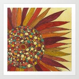 Radiant Art Print