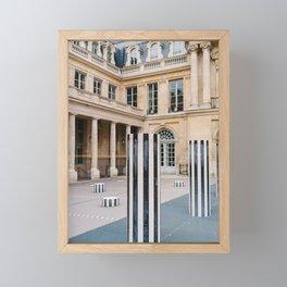Palais Royal VII Framed Mini Art Print