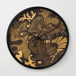Experimental Wall Clock