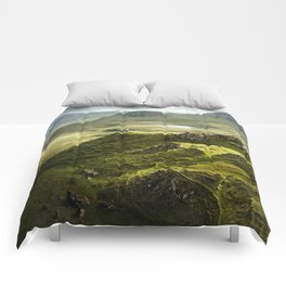 Isle of Skye, Scotland Comforters