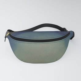 Georgia O'Keeffe - Light Coming on the Plains No. 3 Watercolor Fanny Pack